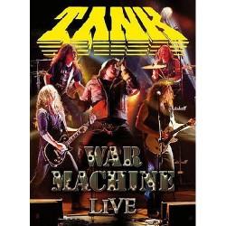 Tank - War Machine Live - DVD DIGIPAK
