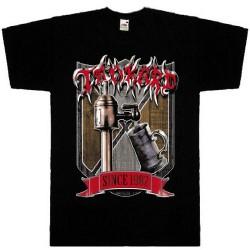 Tankard - Drink With Class - T-shirt (Men)