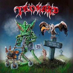 Tankard - One Foot In The Grave - CD