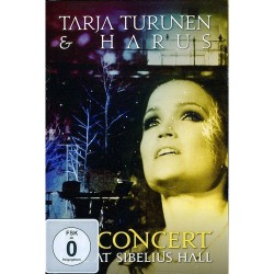 Tarja Turunen & Harus - In Concert - Live At Sibelius Hall - DVD + CD