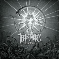 Teethgrinder - Misanthropy - CD DIGIPAK