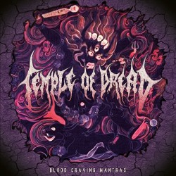 Temple Of Dread - Blood Craving Mantras - CD DIGIPAK