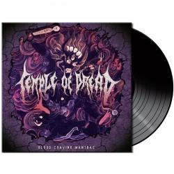 Temple Of Dread - Blood Craving Mantras - LP