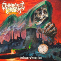 Terminal Nation - Holocene Extinction - CD