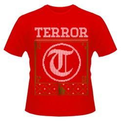 Terror - Christmas Shirt - T-shirt (Men)