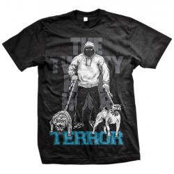 Terror - Dogs - T-shirt (Men)
