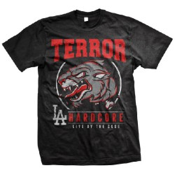 Terror - Hardcore Panther - T-shirt (Men)