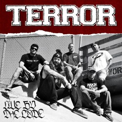 Terror - Live By The Code - CD