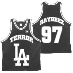 Terror - Terror LA - Basketball Jersey (Men)