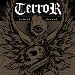Terror - The Damned, The Shamed - CD SLIPCASE