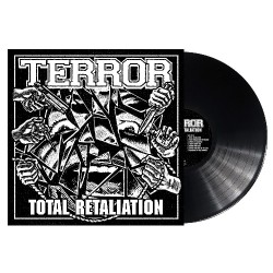 Terror - Total Retaliation - LP Gatefold