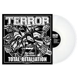 Terror - Total Retaliation - LP Gatefold Coloured