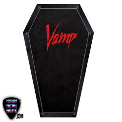 Terror & Horror - Vamp Coffin - Beach Towel