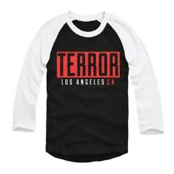 Terror - l.A. - Baseball Shirt 3/4 Sleeve (Men)