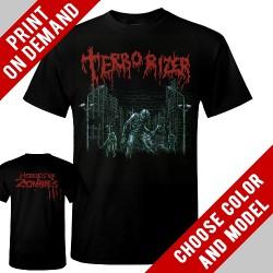 Terrorizer - Hordes of Zombies - Print on demand