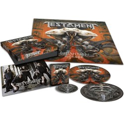 Testament - Brotherhood Of The Snake - CD + LP BOX