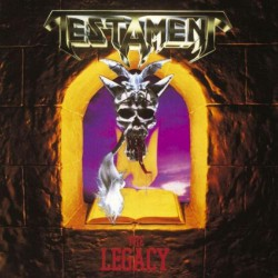 Testament - The Legacy - CD
