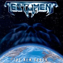 Testament - The New Order - CD