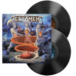 Testament - Titans Of Creation - DOUBLE LP Gatefold