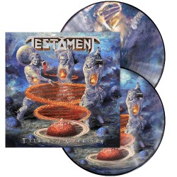 Testament - Titans Of Creation - Double LP picture gatefold