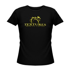 Textures - Drawing Circles - T-shirt (Women)