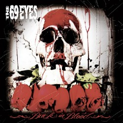 The 69 Eyes - Back in Blood - CD