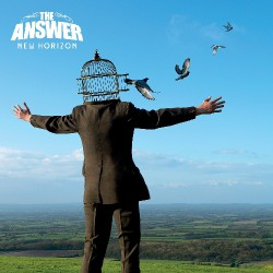 The Answer - New Horizon LTD Edition - CD DIGIBOOK