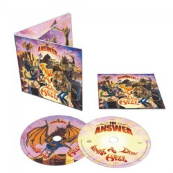 The Answer - Raise A Little Hell - 2CD DIGIPAK