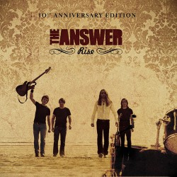 The Answer - Rise - 10th Anniversary Edition - 2CD DIGIBOOK