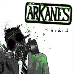 The Arkanes - W.A.R. - CD