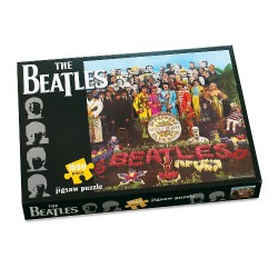 The Beatles - Sergent Pepper - Puzzle