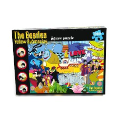 The Beatles - Yellow Submarine - Puzzle