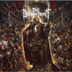 The Bishop Of Hexen - The Death Masquerade - CD BOX