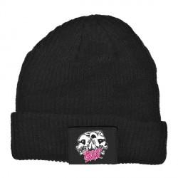 The Bunny - The Bear - Skull Logo - Beanie Hat