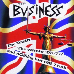 The Business - The Truth The Whole Truth And Nothing But The Truth - LP