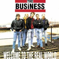 The Business - Welcome To The Real World - CD
