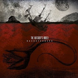 The Butcher's Rodeo - Backstabbers - CD DIGIPAK