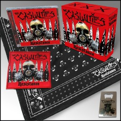 The Casualties - Resistance - DIGIBOX