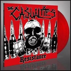 The Casualties - Resistance - LP COLOURED