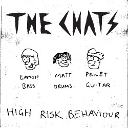 The Chats - High Risk Behaviour - CD