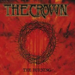 The Crown - The Burning - CD DIGIPAK