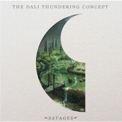 The Dali Thundering Concept - Savages - CD DIGIPAK SLIPCASE