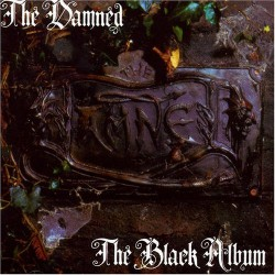 The Damned - The Black Album - TRIPLE LP