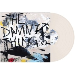 The Damned Things - High Crimes - LP COLOURED