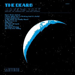 The Dears - Lovers Rock - CD DIGISLEEVE