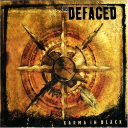 The Defaced - Karma In Black - CD