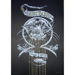 The Devil's Blood - The Devil's Blood - Lithograph