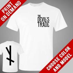The Devil's Trade - Logo - Print on demand
