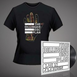 The Dillinger Escape Plan - Bundle 2 - LP + T-Shirt bundle (Women)