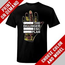 The Dillinger Escape Plan - Option Paralysis: Touch - Print on demand